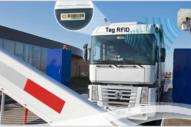 Solución de Control Vehicular vía RFID