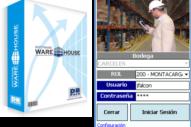 Solución de Warehouse Management System WMS DB