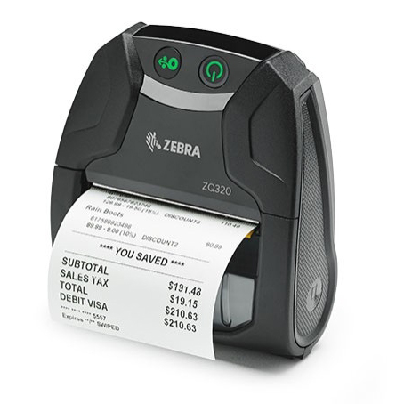 Zebra Impresora Port 193 Til Zq 300 Data Business Per 250